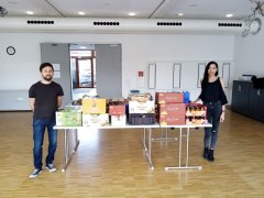 Grossansicht in neuem Fenster: Lebensmittelhilfe